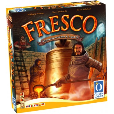 Fresco : Extension (Modules 8+9+10)