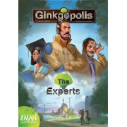 Ginkgopolis - The Experts - Zman Games