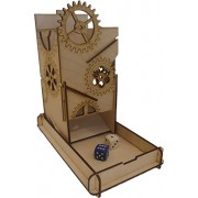 Dice Tower - Steam Punk Box
