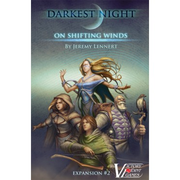 Darkest Night - Extension 2 : On Shifting Winds