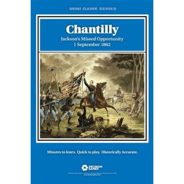Mini Games Series - Chantilly: Jackson's Missed Opportunity