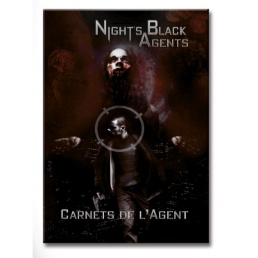 Night's Black Agents - Carnet de l'Agent