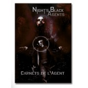 Night's Black Agents - Carnets de l'Agent