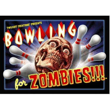 Bowling for Zombies!!!
