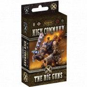 Warmachine High Command - Big Guns Expansion Set