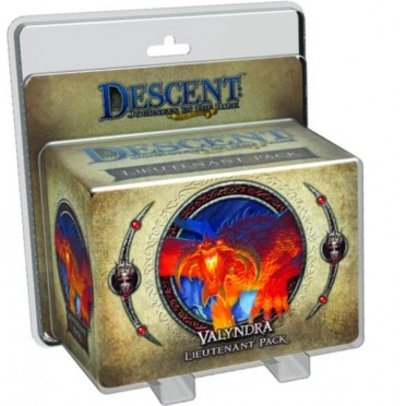 Descent : Valyndra Lieutenant Pack