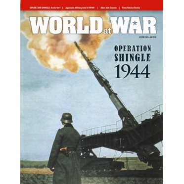 World at War : Operation Shingle 1944