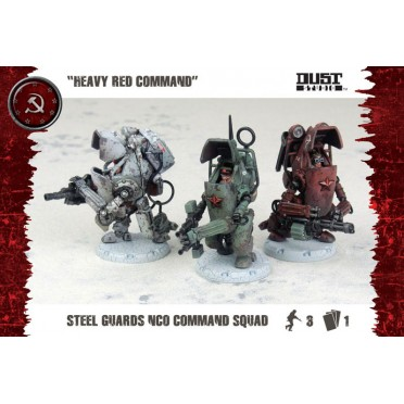 Dust - Steel Guard Command Squad