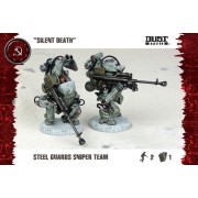 Dust Tactics - Steel Guard Sniper Team