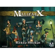 Malifaux 2nd Edition - Hired Swords