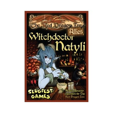 Red Dragon Inn - Witchdoctor Natyli