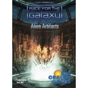 Race for the Galaxy: Alien Artifacts (Anglais)
