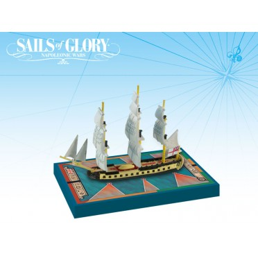 Sails of Glory - HMS Concorde 1783