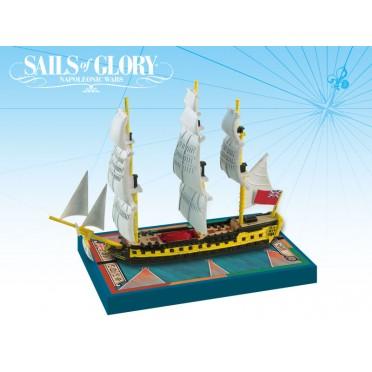 Sails of Glory - HMS Impétueux 1796