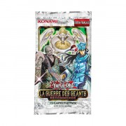 Booster Yu-Gi-Oh! : Booster La Guerre des Géants Recommence