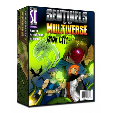Sentinels of the Multiverse - Rook City and Infernal Relics - Double Expansion