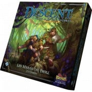 Descent Seconde Édition : Les Marais du Troll