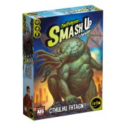 Smash Up VF : Extension Cthulhu Fhtagn !
