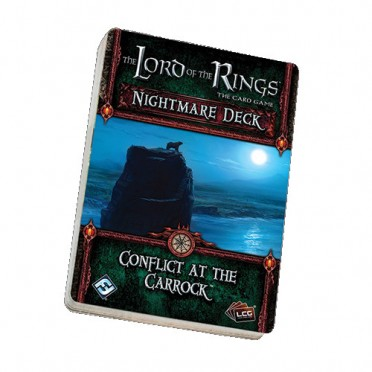 The Lord of the Rings LCG - Conflict at the Carrock Nightmare Deck