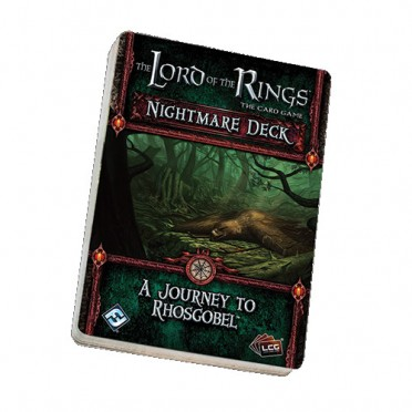 The Lord of the Rings LCG - A Journey to Rhosgobel Nightmare Deck