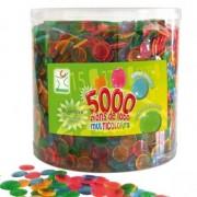 Boîte 5000 pions Ø15mm