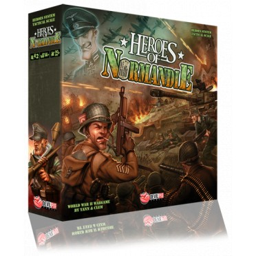 Heroes of Normandie - Core Box - English Version