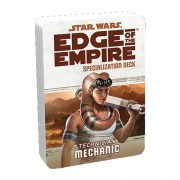 Star Wars : Edge of the Empire - Mechanic Specialization Deck