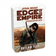 Star Wars : Edge of the Empire - Outlaw Tech Specialization Deck