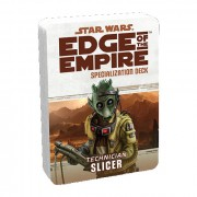 Star Wars : Edge of the Empire - Slicer Specialization Deck