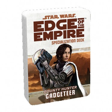 Star Wars : Edge of the Empire - Gadgeteer Specialization Deck