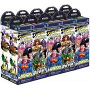 Heroclix: Brick de 10 Boosters Superman & The Legion of Super-Heroes