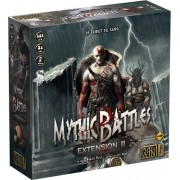 Mythic Battles : Extension 2 - Le Tribut du Sang