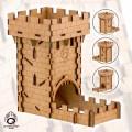 Human Dice Tower (Q-Workshop) 0
