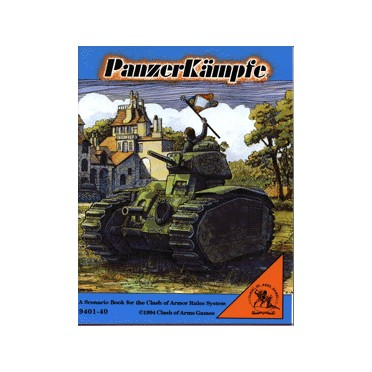 Panzerkampfe Scenarios