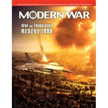 Modern War #9 War by TV