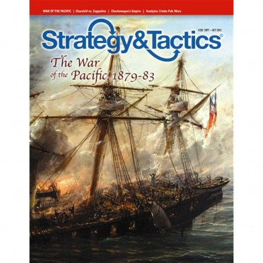 Strategy & Tactics # 282 War of the Pacific 1879-1883