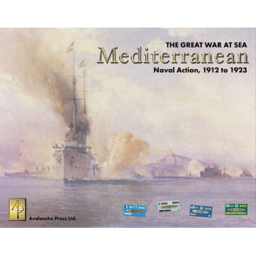 Great War at Sea - Mediterranean