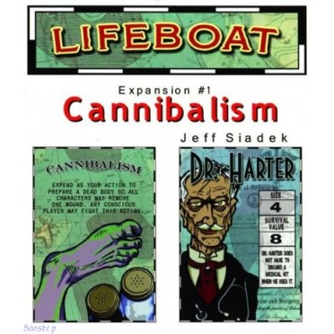 Lifeboat expansion 1 - Cannibalism