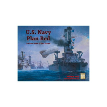Great War at Sea - US Navy Plan Red