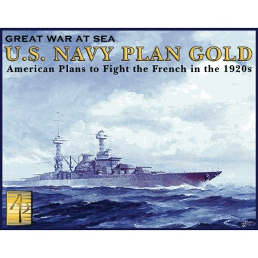 Great War at Sea - US Navy Plan Gold