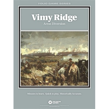 Folio Series - Vimy Ridge: Arras Diversion