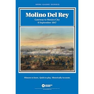 Mini Games Series - Molino Del Rey: Gateway to Mexico City