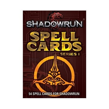 Shadowrun : 5th Edition - Spell Cards Series 1