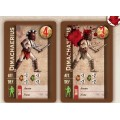Jugula - Paquet de cartes 1