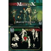 Malifaux 2nd Edition Body of Evidence
