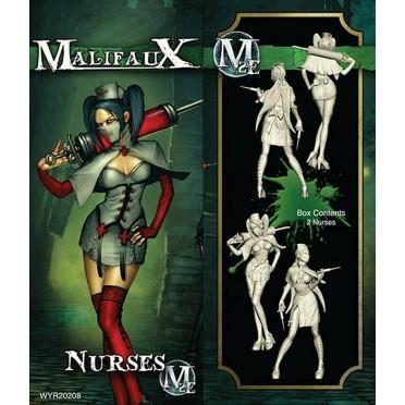 Malifaux 2nd Edition Nurses