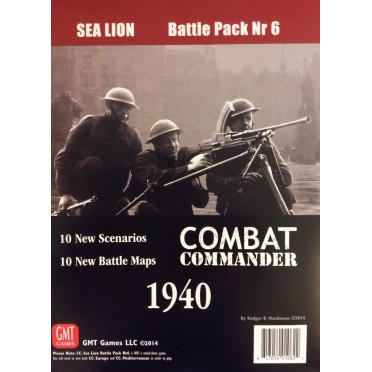 Combat Commander: Battle Pack 6 : Sea Lion