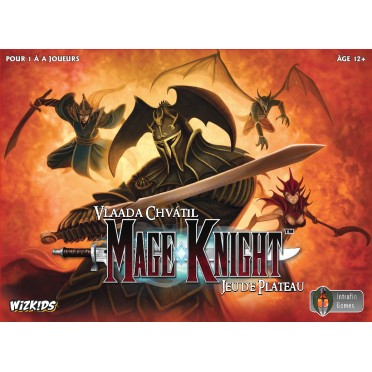 Mage Knight VF