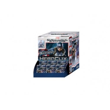 Heroclix - Booster : Captain America The Winter Soldier