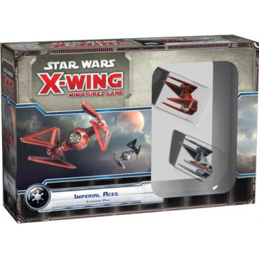 Star Wars X-Wing - Imperial Aces Expansion Pack